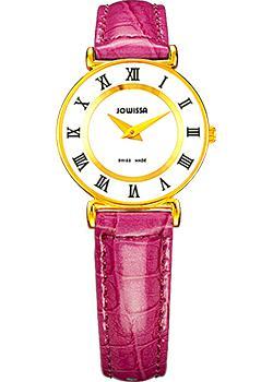 Швейцарские наручные  женские часы Jowissa J2.101.S. Коллекция Roma