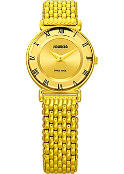 Швейцарские наручные  женские часы Jowissa J2.108.S. Коллекция Roma