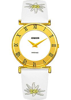 Швейцарские наручные  женские часы Jowissa J2.202.M. Коллекция Roma