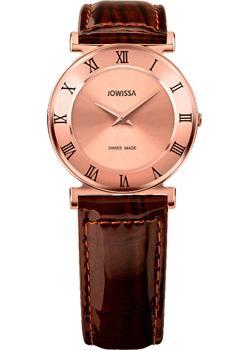 Швейцарские наручные  женские часы Jowissa J2.212.M. Коллекция Roma