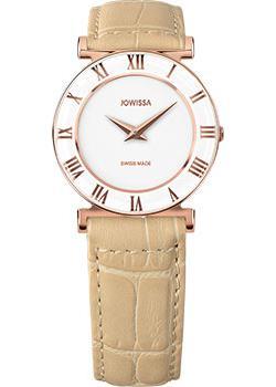 Швейцарские наручные  женские часы Jowissa J2.259.M. Коллекция Roma