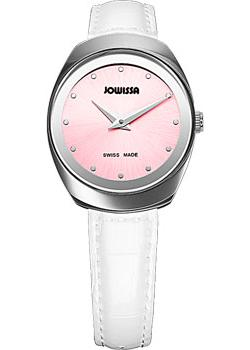 Швейцарские наручные  женские часы Jowissa J4.162.M. Коллекция Como