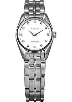 Швейцарские наручные  женские часы Jowissa J4.211.S. Коллекция Monte Carlo