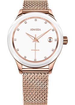 Швейцарские наручные  женские часы Jowissa J4.225.M. Коллекция Tiro