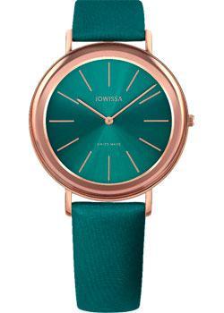 Швейцарские наручные  женские часы Jowissa J4.316.M. Коллекция Alto