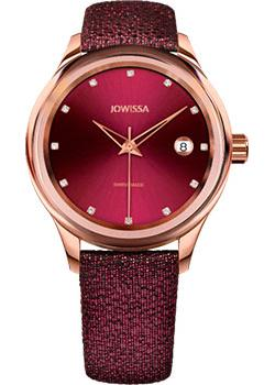 Швейцарские наручные  женские часы Jowissa J4.363.M. Коллекция Tiro