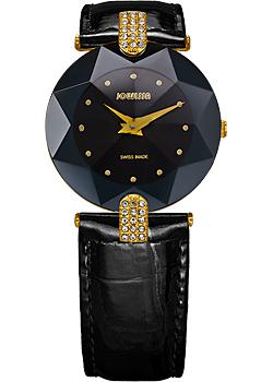 Швейцарские наручные  женские часы Jowissa J5.007.M. Коллекция Faceted