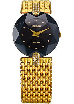 Швейцарские наручные  женские часы Jowissa J5.008.M. Коллекция Faceted