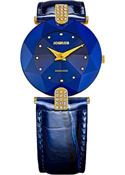 Швейцарские наручные  женские часы Jowissa J5.011.M. Коллекция Faceted