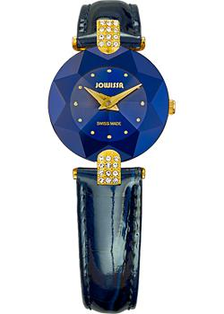 Швейцарские наручные  женские часы Jowissa J5.011.S. Коллекция Facet