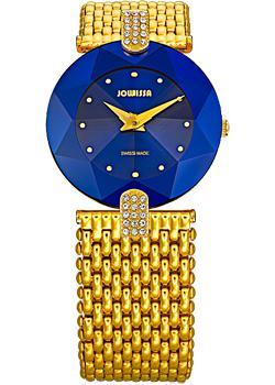Швейцарские наручные  женские часы Jowissa J5.012.M. Коллекция Faceted