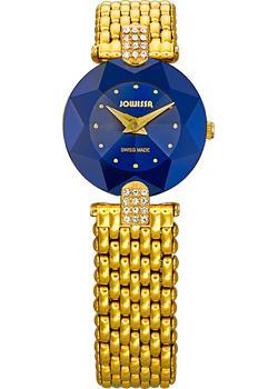 Швейцарские наручные  женские часы Jowissa J5.012.S. Коллекция Faceted