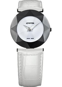 Швейцарские наручные  женские часы Jowissa J5.094.M. Коллекция Faceted