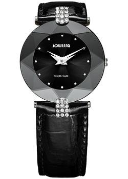 Швейцарские наручные  женские часы Jowissa J5.216.M. Коллекция Facet