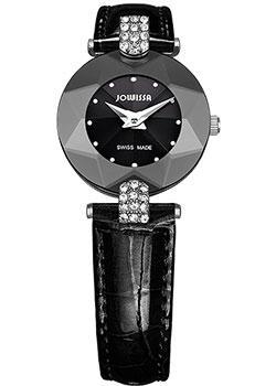 Швейцарские наручные  женские часы Jowissa J5.216.S. Коллекция Facet