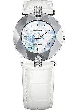 Швейцарские наручные  женские часы Jowissa J5.275.M. Коллекция Faceted