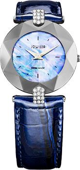 Швейцарские наручные  женские часы Jowissa J5.277.M. Коллекция Faceted