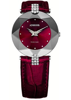Швейцарские наручные  женские часы Jowissa J5.300.M. Коллекция Facet
