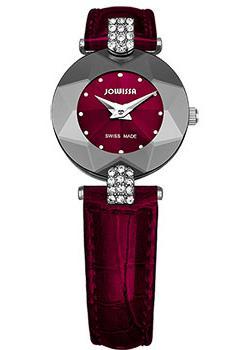 Швейцарские наручные  женские часы Jowissa J5.300.S. Коллекция Facet