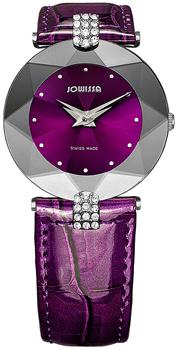 Швейцарские наручные  женские часы Jowissa J5.303.M. Коллекция Facet