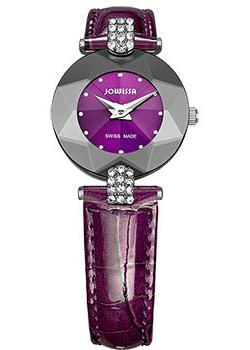 Швейцарские наручные  женские часы Jowissa J5.303.S. Коллекция Facet