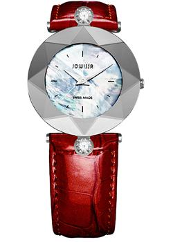 Швейцарские наручные  женские часы Jowissa J5.306.M. Коллекция Facet