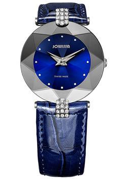 Швейцарские наручные  женские часы Jowissa J5.310.M. Коллекция Facet