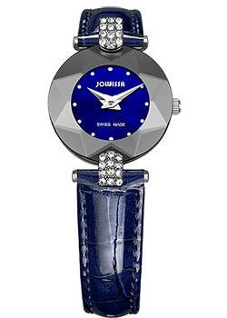 Швейцарские наручные  женские часы Jowissa J5.310.S. Коллекция Facet