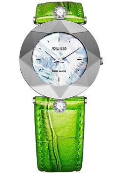 Швейцарские наручные  женские часы Jowissa J5.313.M. Коллекция Facet.