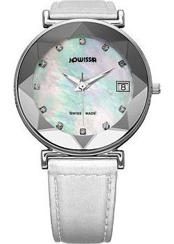 Швейцарские наручные  женские часы Jowissa J5.317.L. Коллекция Facet