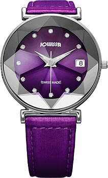 Швейцарские наручные  женские часы Jowissa J5.319.L. Коллекция Facet
