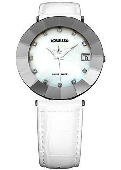 Швейцарские наручные  женские часы Jowissa J5.323.XL. Коллекция Pyramid.