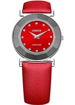 Швейцарские наручные  женские часы Jowissa J5.424.M. Коллекция Mira.