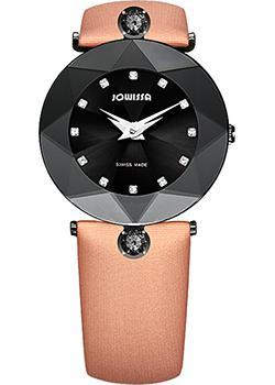 Швейцарские наручные  женские часы Jowissa J5.426.M. Коллекция Cristallo