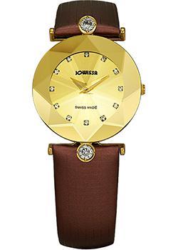 Швейцарские наручные  женские часы Jowissa J5.437.M. Коллекция Cristallo