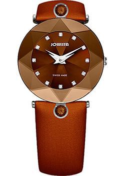 Швейцарские наручные  женские часы Jowissa J5.438.M. Коллекция Cristallo