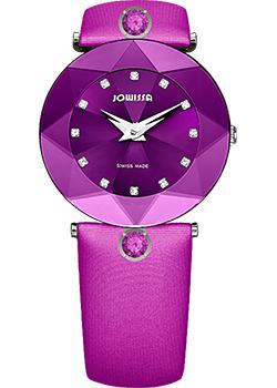 Швейцарские наручные  женские часы Jowissa J5.439.M. Коллекция Cristallo