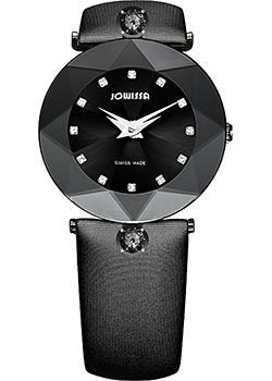 Швейцарские наручные  женские часы Jowissa J5.440.M. Коллекция Cristallo