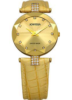 Швейцарские наручные  женские часы Jowissa J5.491.M. Коллекция Facet