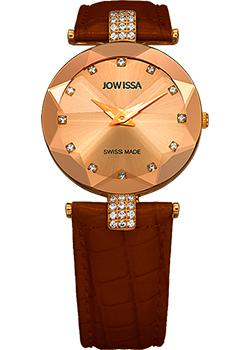 Швейцарские наручные  женские часы Jowissa J5.492.M. Коллекция Facet