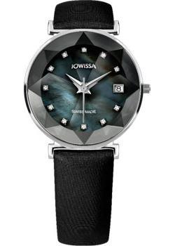 Швейцарские наручные  женские часы Jowissa J5.501.L. Коллекция Facet