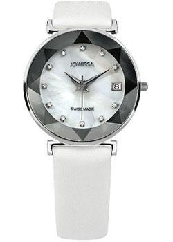 Швейцарские наручные  женские часы Jowissa J5.502.L. Коллекция Facet