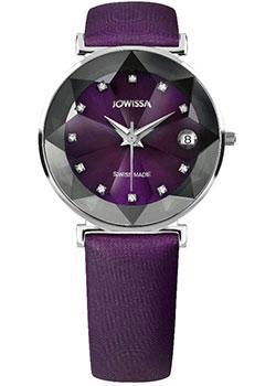Швейцарские наручные  женские часы Jowissa J5.503.L. Коллекция Facet