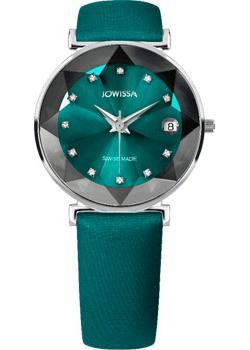 Швейцарские наручные  женские часы Jowissa J5.504.L. Коллекция Facet