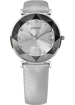 Швейцарские наручные  женские часы Jowissa J5.506.L. Коллекция Facet