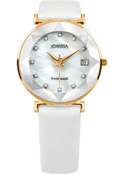 Швейцарские наручные  женские часы Jowissa J5.507.L. Коллекция Facet