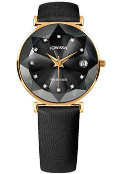 Швейцарские наручные  женские часы Jowissa J5.508.L. Коллекция Facet