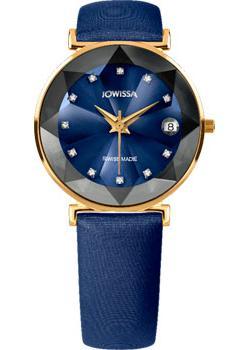 Швейцарские наручные  женские часы Jowissa J5.509.L. Коллекция Facet