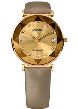 Швейцарские наручные  женские часы Jowissa J5.510.L. Коллекция Facet