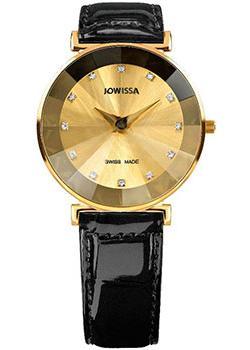 Швейцарские наручные  женские часы Jowissa J5.511.L. Коллекция Pyramid
